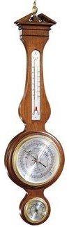 Presque Isle Banjo Barometer From Howard Miller