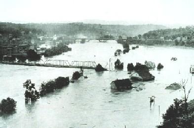 Asheville NC Flood 1916