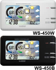La Crosse Weather Stations WS-450