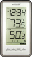 La Crosse Weather Stations WS-9160U-IT