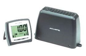 The Acu-Rite Rain Gauge