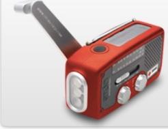 Eton FR160 Hand Cranked Weather Radio