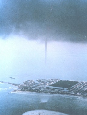 Waterspout, Florida Keys
