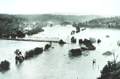 Asheville NC Flood 1916