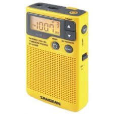 Sangean DT-400W  Weather Alert Radio
