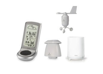 Oregon WMR100n Professional Weather Station