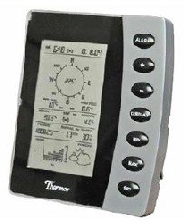 Thermor Weather Station Receiver Display