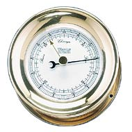 Weems & Plath Orion Brass Barometer